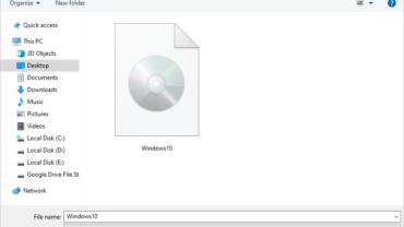 วิธี Download Windows 10 เป็นไฟล์ ISO แท้