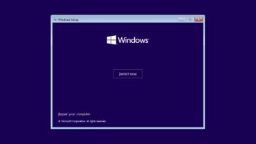 ลง windows 10 USB